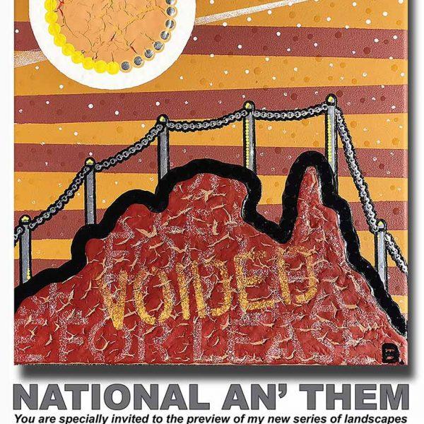 National An' Them Flyer