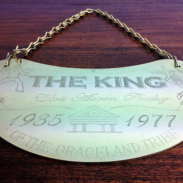 The KING Breast Plate